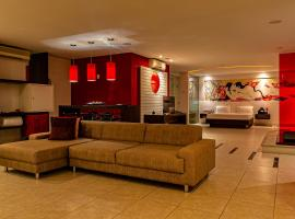 Nantai premium MOTEL, hotel near Florianopolis-Hercilio Luz International Airport - FLN, Florianópolis