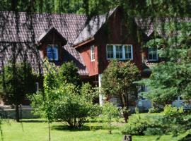 U Robsona, hotel near Dinopark, Szklarska Poręba