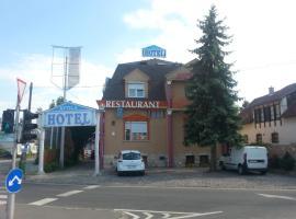 Attila Hotel โรงแรมในบูดาเปสต์