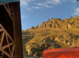 Турбаза в Чемале, отель в Узнези