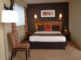 Birmingham Strathallan Hotel, BW Signature Collection, hotel near Cadbury World, Birmingham