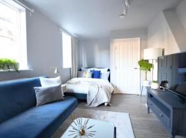 Hyde Park - Superior studio f, vacation home in London