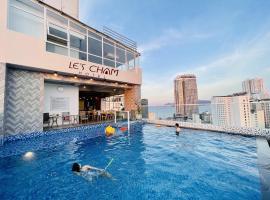 Le's Cham Hotel, hotel near Thap Ba Hot Spring Center, Nha Trang