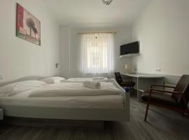 Parkhotel, отель в городе Ротвайль