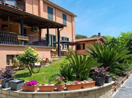 Il Casale nel Parco Guesthouse, bed & breakfast a Roma