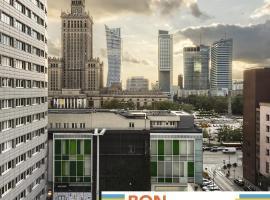 Sleep4you Apartamenty Centrum – hotel w Warszawie