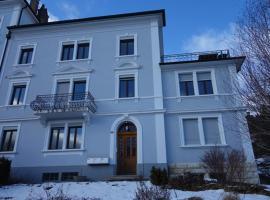 Maison de maître, hôtel à Tramelan