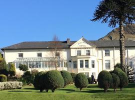 Royal Victoria Hotel Snowdonia, hotel in Llanberis