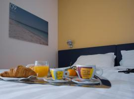 Mistral2 Hotel, hotel in Oristano