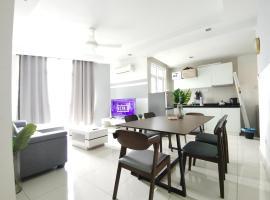 Exclusive 3 Bedroom @Sungai Besi, Kuala Lumpur, hotel in Kuala Lumpur