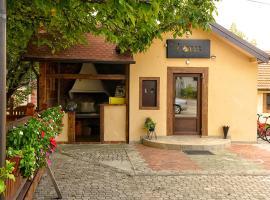 Vila Chess, smještaj s doručkom u Beogradu