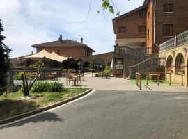 Pensión Ametzagaña, ξενώνας στο Σαν Σεμπαστιάν