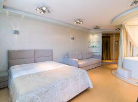 Melodia Black Sea, hotel with jacuzzis in Sochi