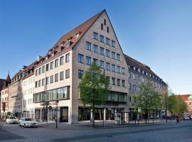 Sorat Hotel Saxx Nürnberg, Hotel in der Nähe von: Kaiserburg, Nürnberg