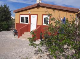 Mountain View Guesthouse, hostal o pensión en La Alcayna