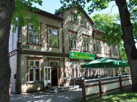Koidulapark Hotell, hotell sihtkohas Pärnu