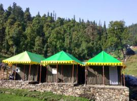 Lord Shiva Camps by StayApart, luxury tent in Sari