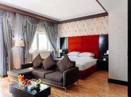 Mangrove Hotel, accessible hotel in Ras al Khaimah