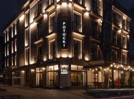 Potocki Boutique Hotel, hotel in Khmelnytskyi