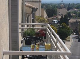 appartement balcon chez Maly et studio saint-Gens en rez de chaussée, hotel near Grand Avignon Golf Course, Vedène