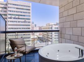 Brown Machne Yehuda, hotel in Jerusalem