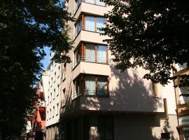 Lazensky Hotel Park, Hotel in Poděbrady