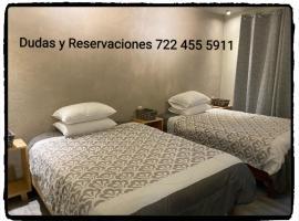Hotel San Carlos, hotel en Valle de Bravo