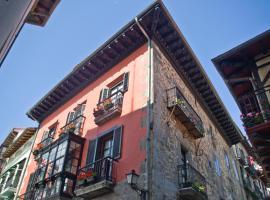 Hotel Palacio Oxangoiti, hotel en Lekeitio