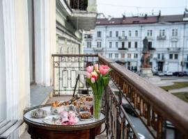 EstherHouse, Hotel in Odessa