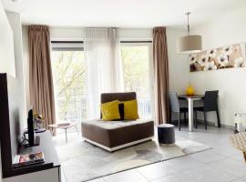 Quartier des Quais Dansaert, hotel in Brussels