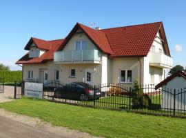 Juvenka, guest house in Dziwnówek