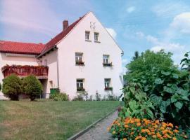 Pension Annelie, Hotel in der Nähe von: Schloss Schönfeld, Schullwitz