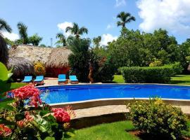 Solazul, hotel in Las Galeras