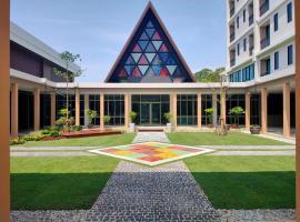 เฮือนต้นนุ่น โรงแรมใกล้ มหาวิทยาลัยขอนแก่น ในขอนแก่น