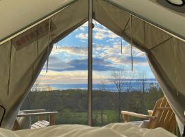 Tentrr Signature - Honeybug Hill near Omega, luxury tent in Rhinebeck