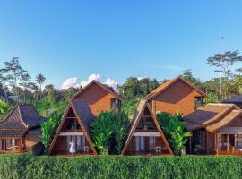 Alam Kawi Ubud Resort & Spa, hotel in Gianyar