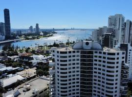 Meriton On Main Beach, hotel in Gold Coast