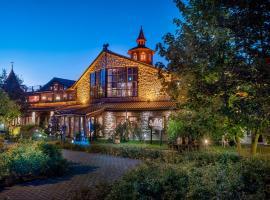 Wellnesshotel Seeschlößchen - Privat- Spa & Naturresort, Hotel in Senftenberg