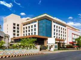 Lemon Tree Premier, Vijayawada, hotel in Vijayawāda