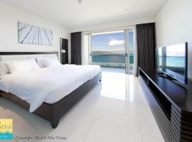 Nha Trang Beachfront Hotel, apartment in Nha Trang
