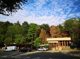 Парк-отель Дом у дороги, отель в Лоо
