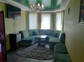 Золотои лев, отель в Новокузнецке