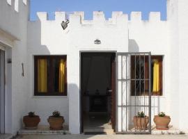 Casa El Castellet en Polop., hotel en Polop de la Marina