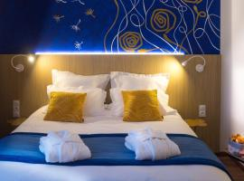Kyriad Prestige Amiens Poulainville - Hotel and Spa, hotel en Poulainville