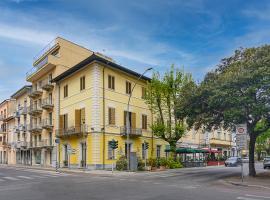 Villa Grazia, hotell i Viareggio