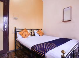 SPOT ON 75917 Hotel Green Palace, hotel near Aurangabad Airport - IXU, Aurangabad