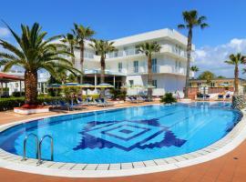 Hotel Olimpico, hotel in Pontecagnano