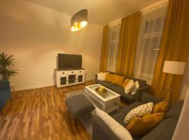Moderne Wohnung in der Innenstadt mit NETFLIX & WLAN, hotel in Bad Oeynhausen