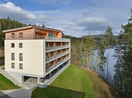 Element Lakeside Apartments, hotel v destinaci Lipno nad Vltavou