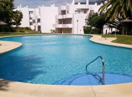 Analía Estepona Golf, hotel dicht bij: Golfbaan Estepona Golf, Estepona